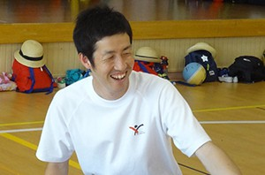 28_運動あそびコスモスポーツクラブ小堀 将弘先生
