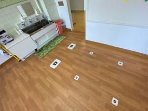 ★幼稚園の園内のコロナ対策の様子3★