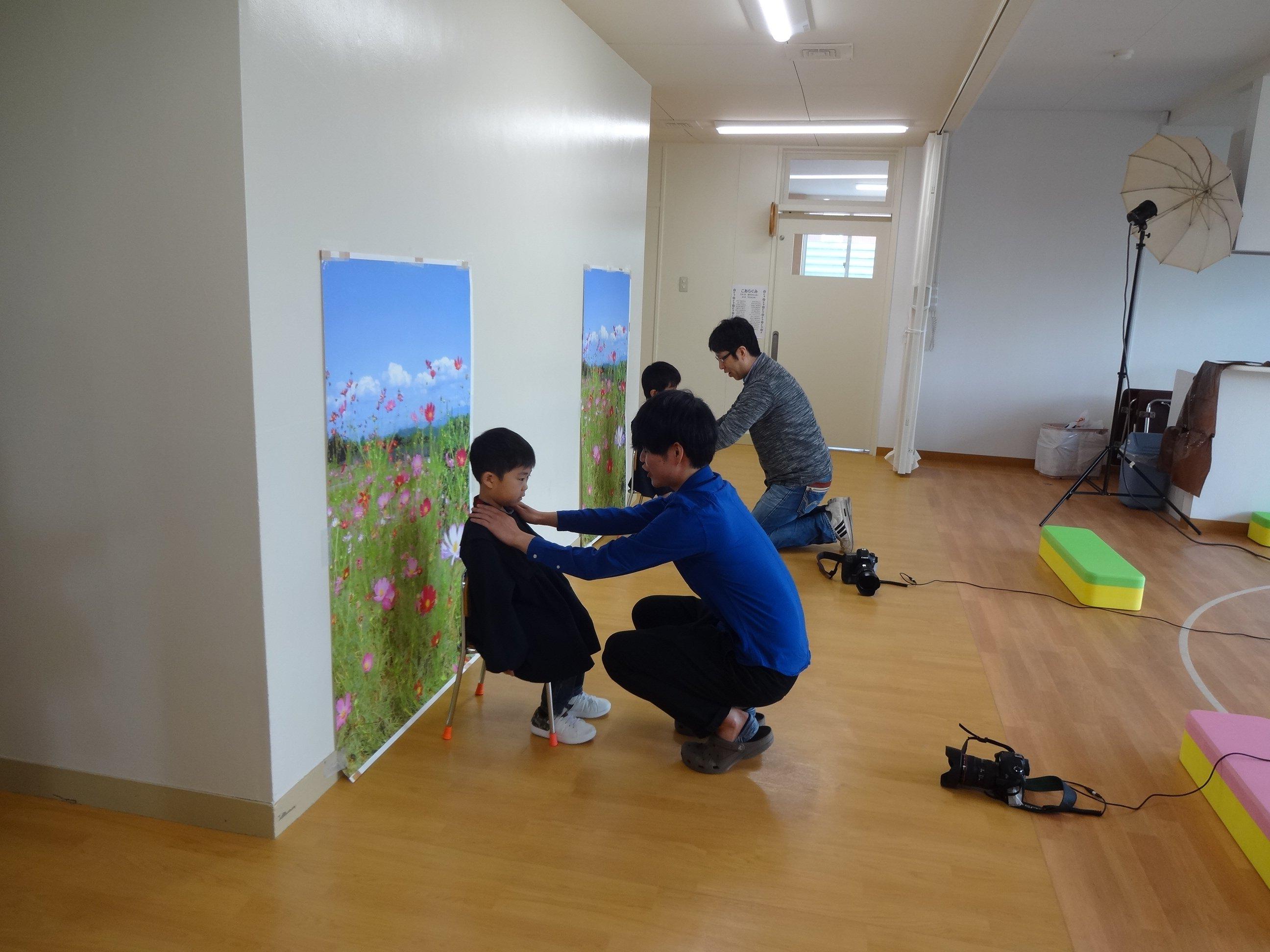 今日の幼稚園(^◇^)