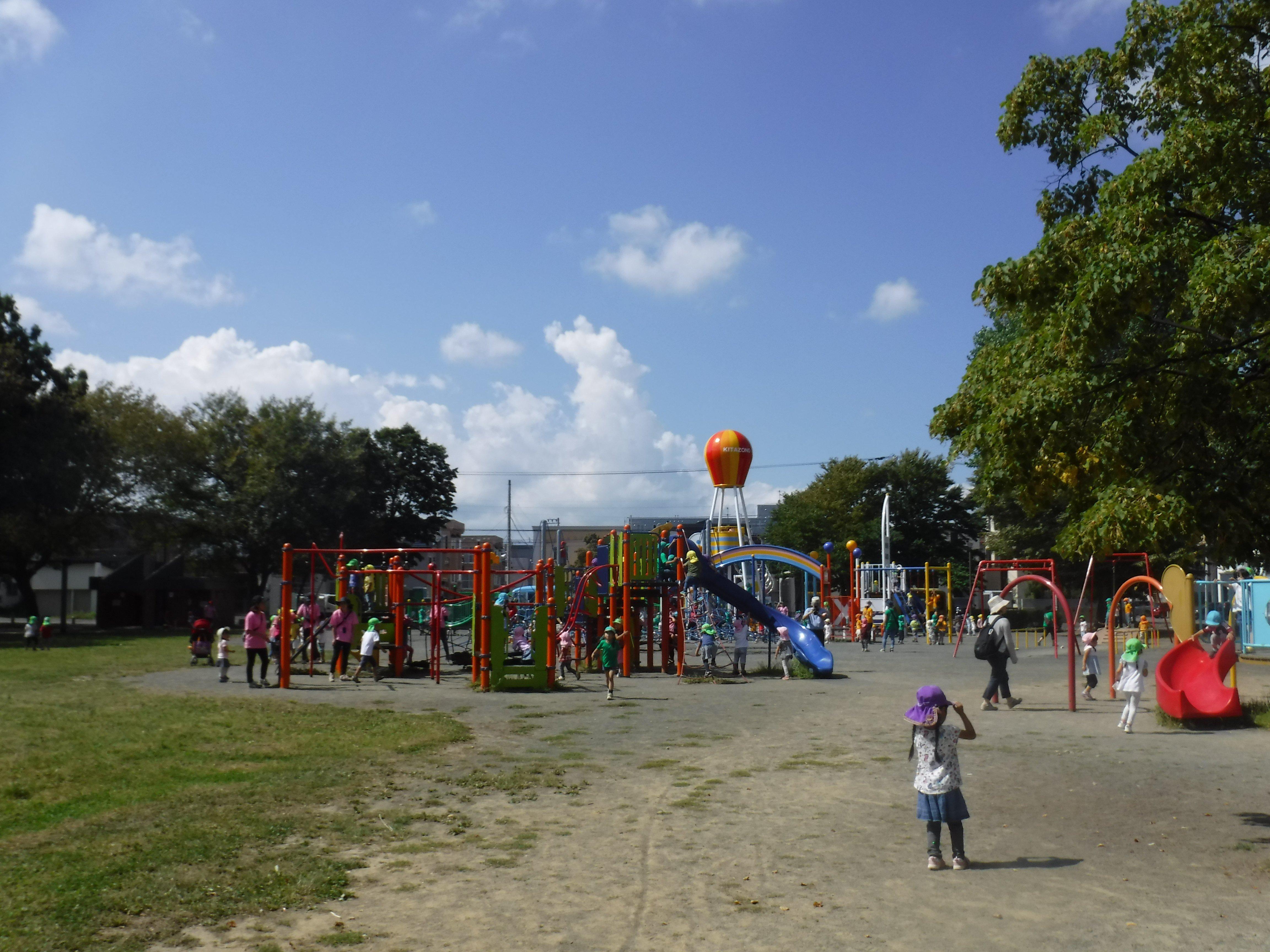 全園児園外保育