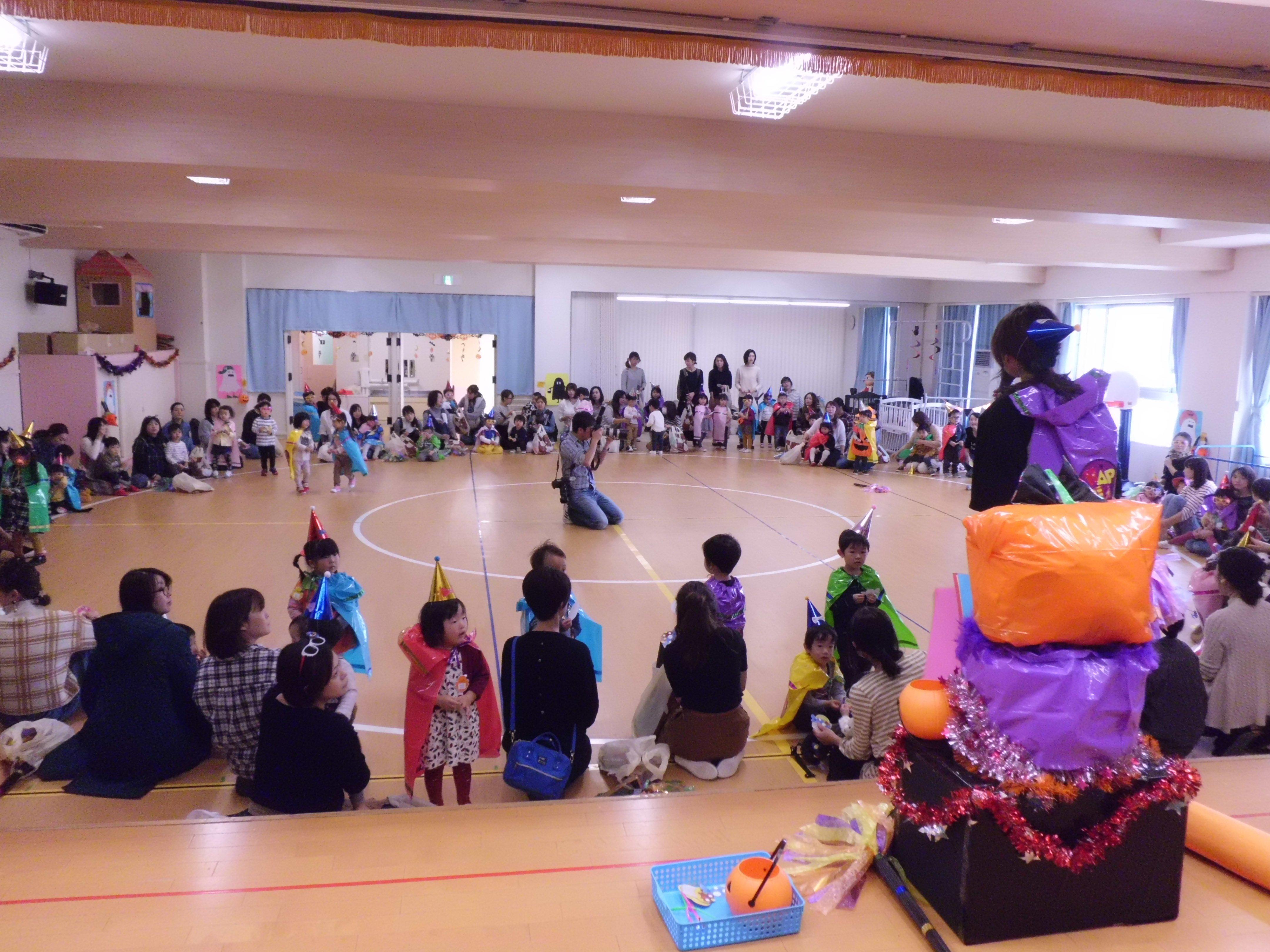 ★未就園クラス ハロウィンパーティー★