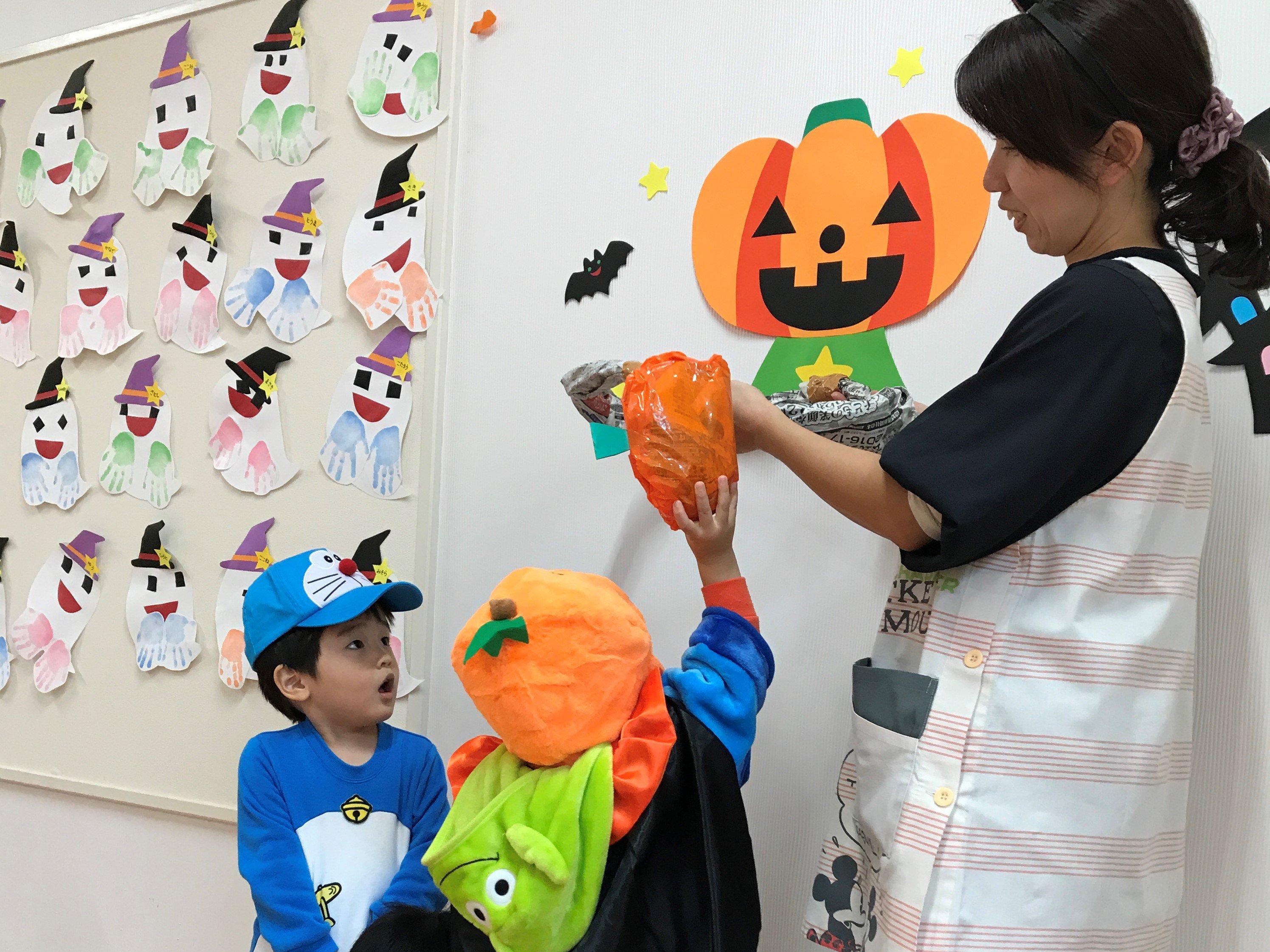 ☆ぺんぎん組 ハロウィンパーティー☆