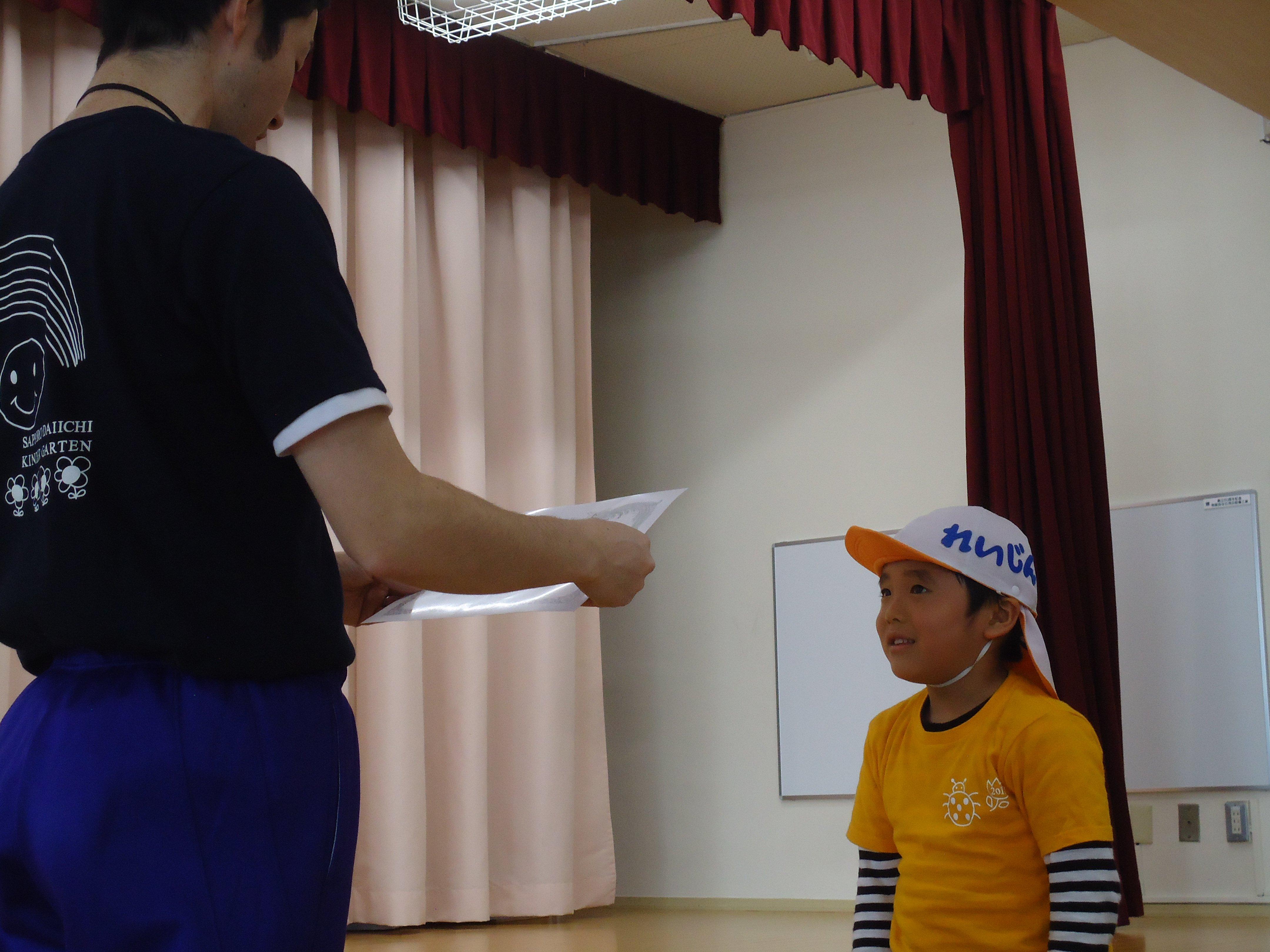 ☆年長 ドッチボール大会☆
