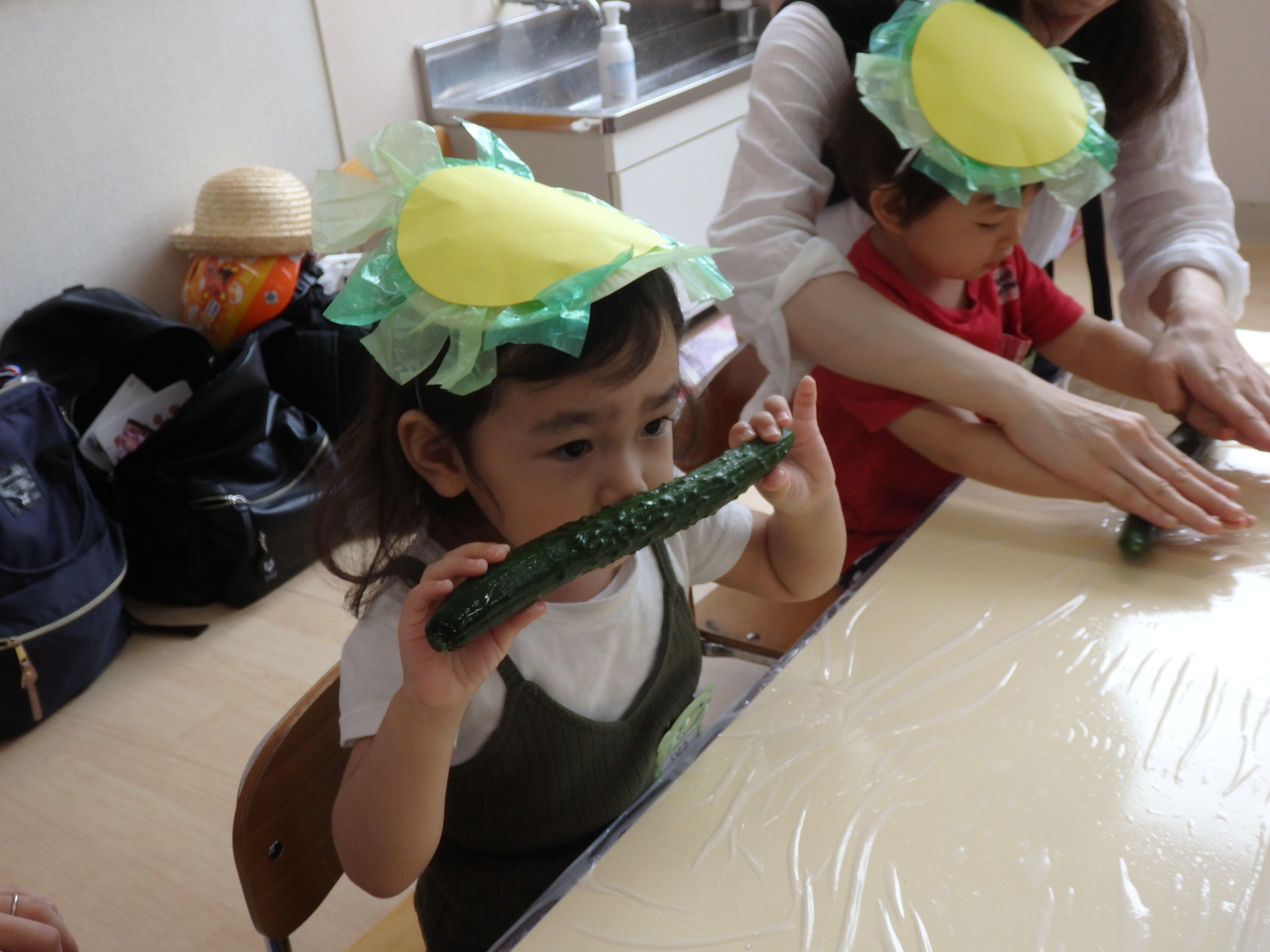 未就園クラス☆かっぱ祭り☆2日目☆