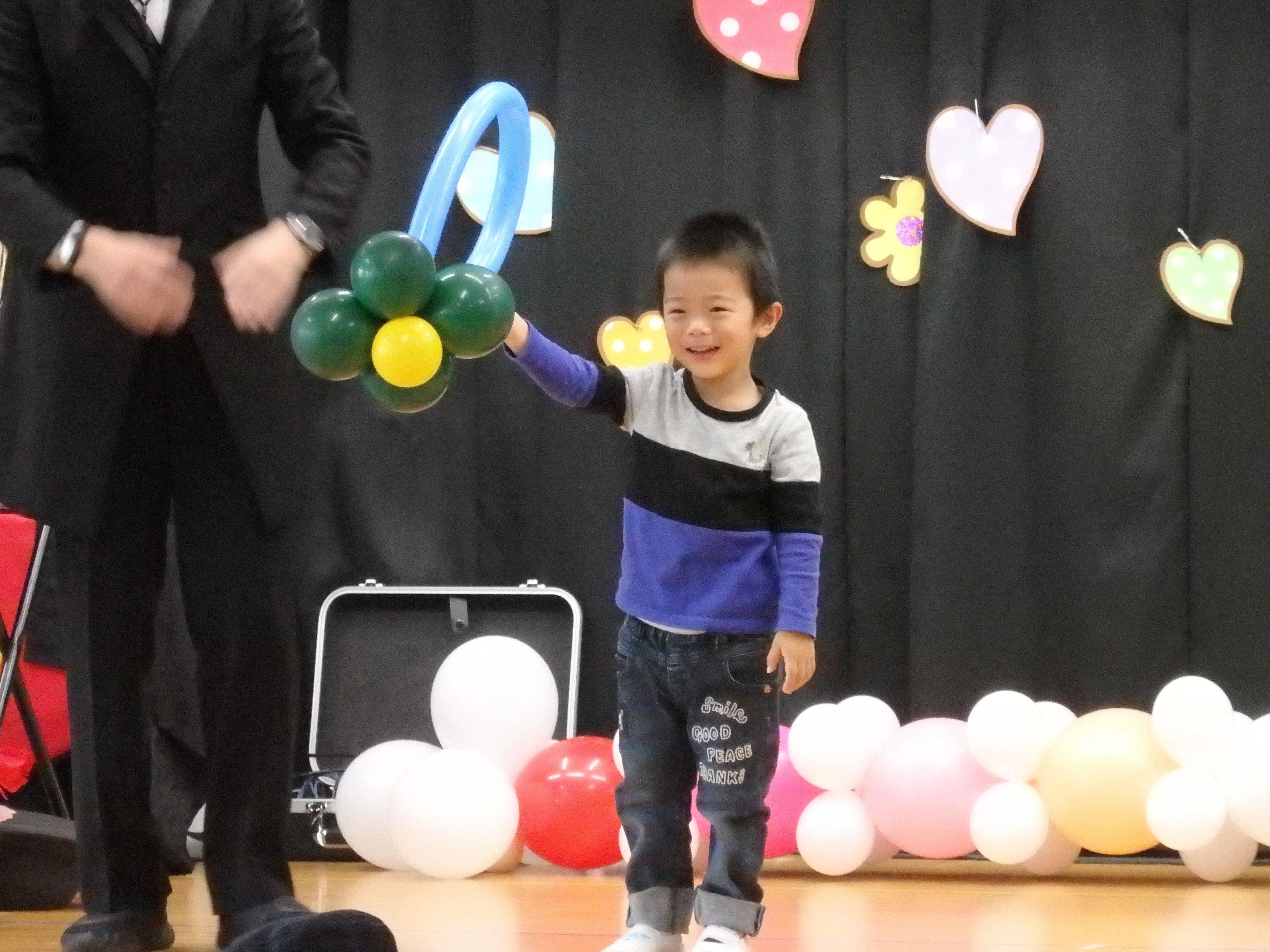 ★ぺんぎんぐみ・未就園クラス観劇★